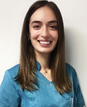 Dra. Inés Durán. Clínica Luz Dental Carabanchel